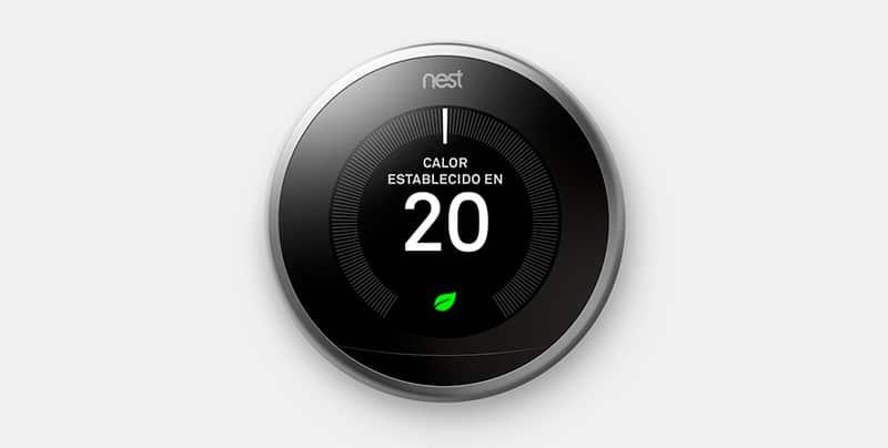 Termostato Nest España