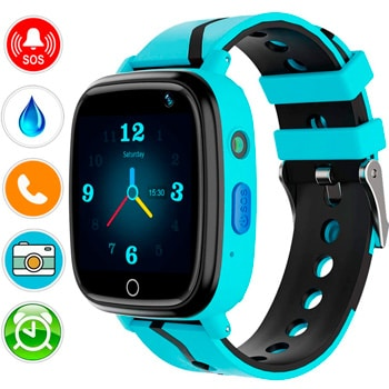 YENISEY Smartwatch con GPS Infantil