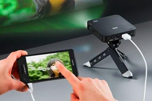 Mejores proyectores para móviles